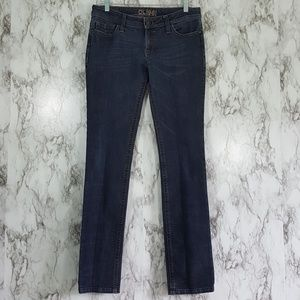 DL1961 Kate Slim Straight Dark Wash Jeans 30 J62